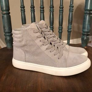 Steve Madden high top sneakers